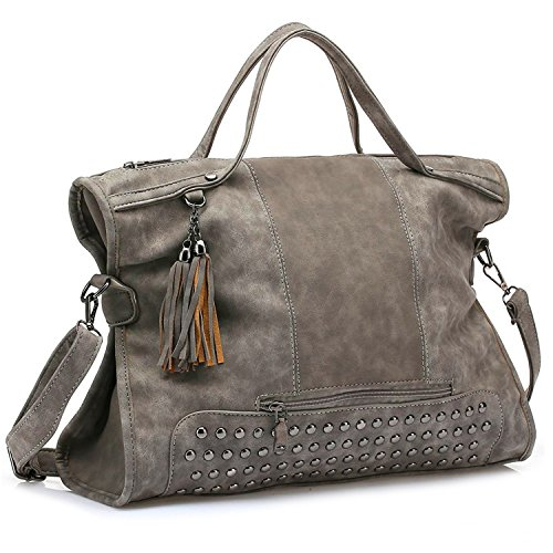 SiMYEER Women Top Handle Satchel Handbags Large Tote Purse Shoulder Bag