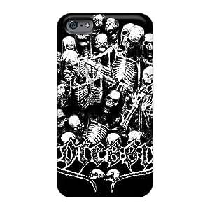 InesWeldon Iphone 6 Shock Absorbent Hard Phone Case Custom Attractive Grave Band Series [HjW901LuTn]