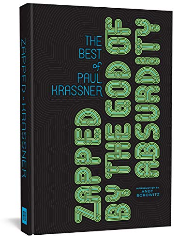 Image of Zapped By The God Of Absurdity: The Best Of Paul Krassner