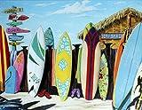 Westmoreland - Surf Shack Metal Tin Sign 16