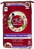 Purina ONE Senior Dry Dog Food 18lb