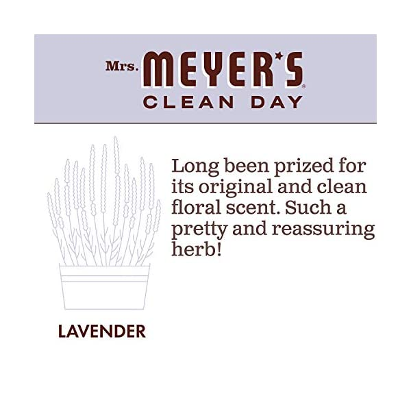 non-drying Lavender soap