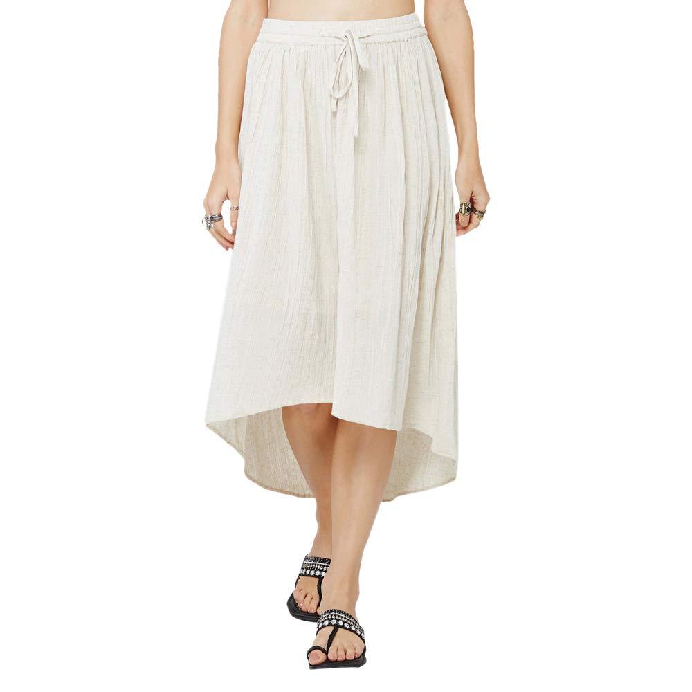 global desi Women's Asymmetric Skirt