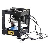 Zeta® USB DIY 500mw Laser Cutting Engraving Machine Printer Engraver Logo Picture