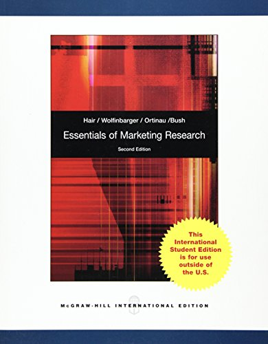 essentials of marketing research hair When asked what is marketing research people associate it with telemarketer surveys, or people approaching them at the local shopping mall to just ask you a few.
