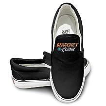TAYC Ratchet & Clank Leisure Shoe Black