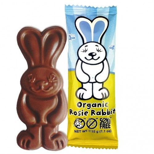 Moo Free 32g Rosie Rabbit Free From Chocolate Bar