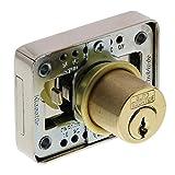Burg-Wächter Burg Wächter Stop Lock For Drawer Charging Mz 23/25Mm Polished 105021829