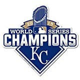 MLB Kansas City Royals 2015 World Series Champions 6 Magnet