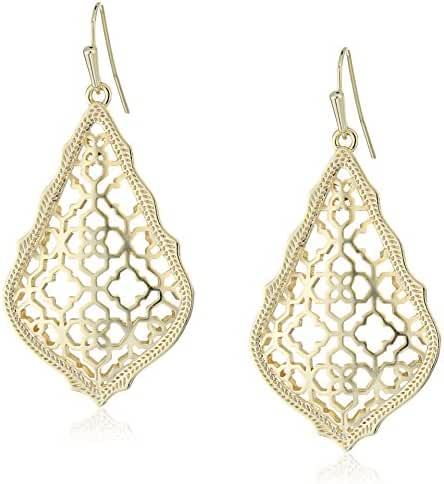 Kendra Scott Signature Addie Dangle Earrings in Gold Plated