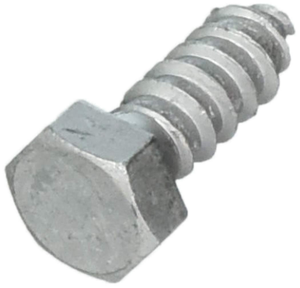 Hard-to-Find Fastener 014973443818 Hex Lag Screws, 1/2 x 1-1/2, Piece-8 Midwest Fastener Corp