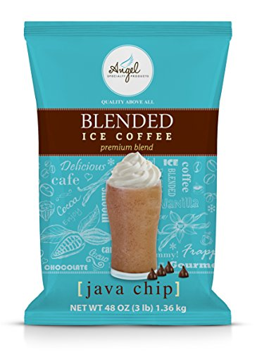 Angels Chip (Angel Blended Ice Coffee (Java Chip))