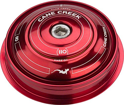 Cane Creek 110 ZS44/28.6 ZS56/40 Headset, Red by Cane Creek (Image #2)
