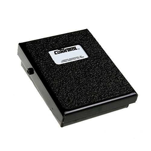 ConnTrol 892-1000-00 Foot Switch without Cable, Momentary Action, Rated at 15 amp, 1/2 hp, 125/250 VAC