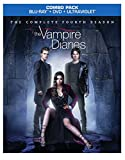 The Vampire Diaries: Season 4 (Blu-ray + DVD + Ultraviolet)