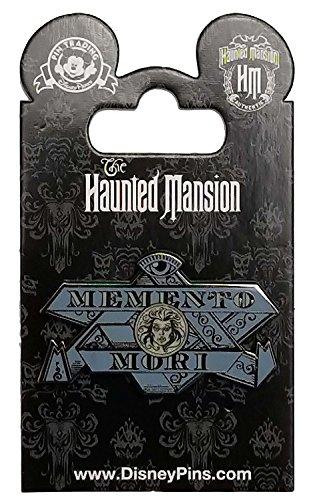 (Disney Pin Haunted Mansion Memento Mori Madame Leota)