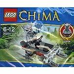 Lego 30251 Chima Winzars Pacchetto Patrol veicolo - 38 Set di costruzione pezzi LEGO