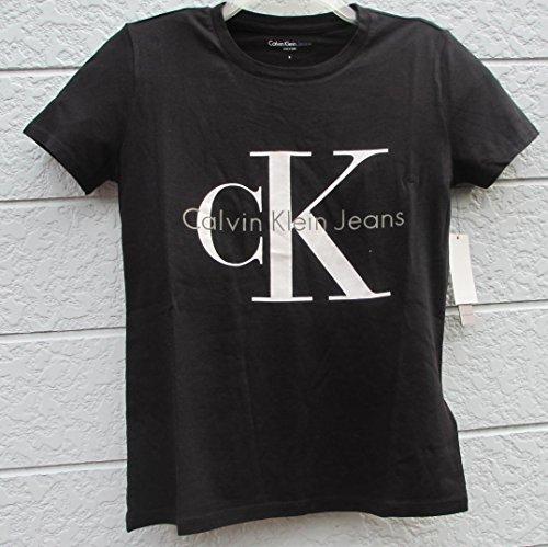分割孤児症候群(カルバンクライン) Calvin Klein REISSUE LOGO T-SHIRT 42MK976 レディース