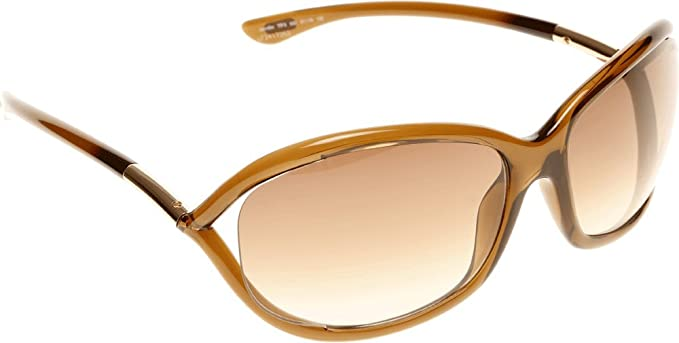 9db3dd061a Tom Ford Jennifer FT0008 692 Womens Sunglasses  Amazon.co.uk  Clothing