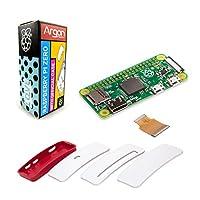 Raspberry Pi Zero + Official Case Kit (Argon40)