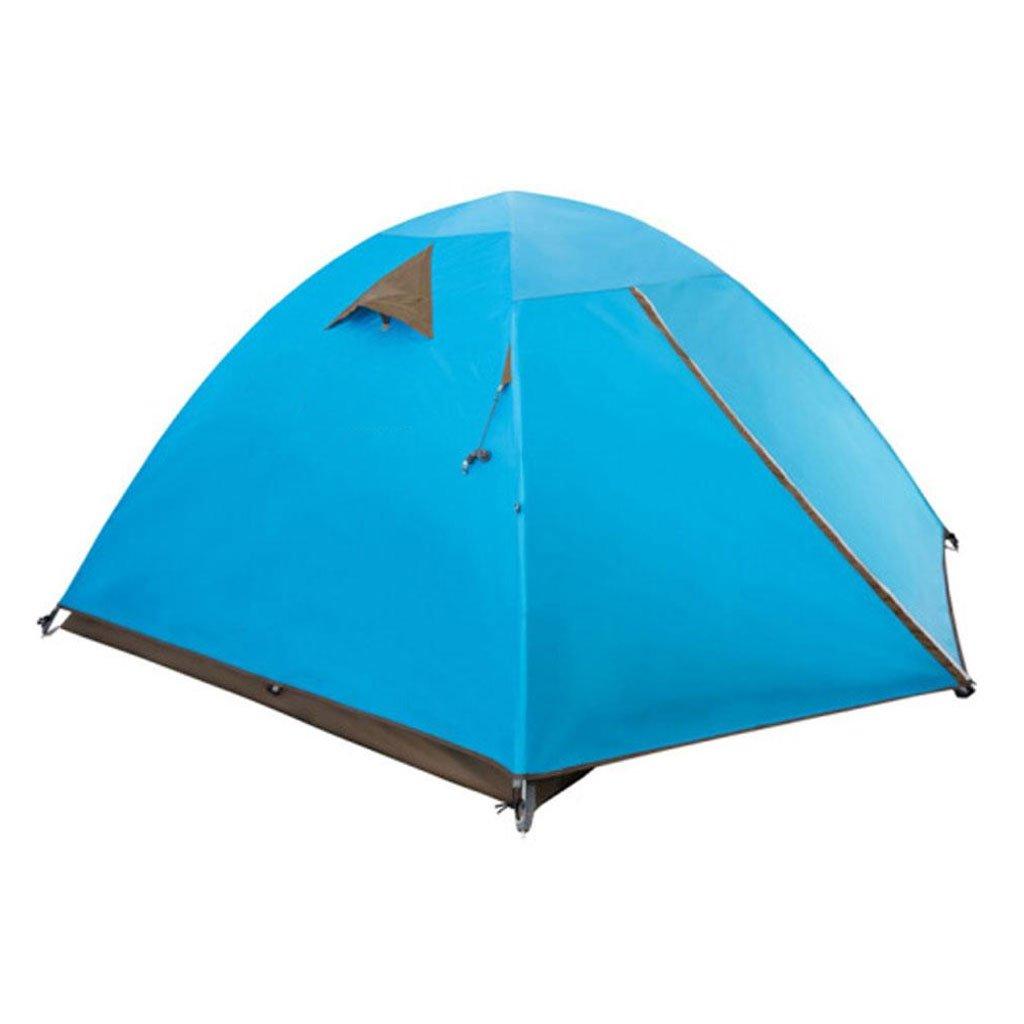 He Ping Yuan Zelt Zweilager-Zelt-Zelt im Freien @@ (Muster : A)