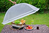 (2 Pack) Luxury Large Food Cover Tent