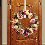 GameXcel Wreath Hanger for Front Door - Large