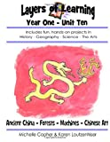 Layers of Learning Year One Unit Ten, Karen Loutzenhiser and Michelle Copher, 1494834219