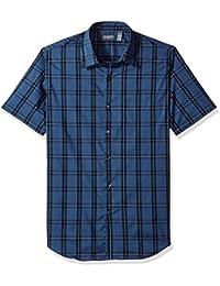 Men's Flex Stretch Short Sleeve Non Iron Shirt