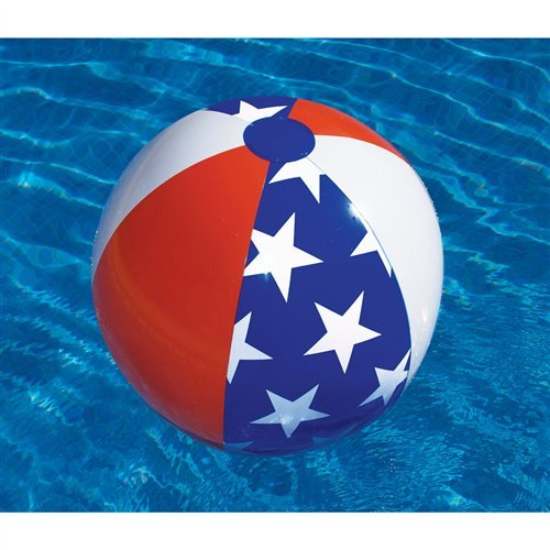 Americana 24in Inflatable Beach Ball
