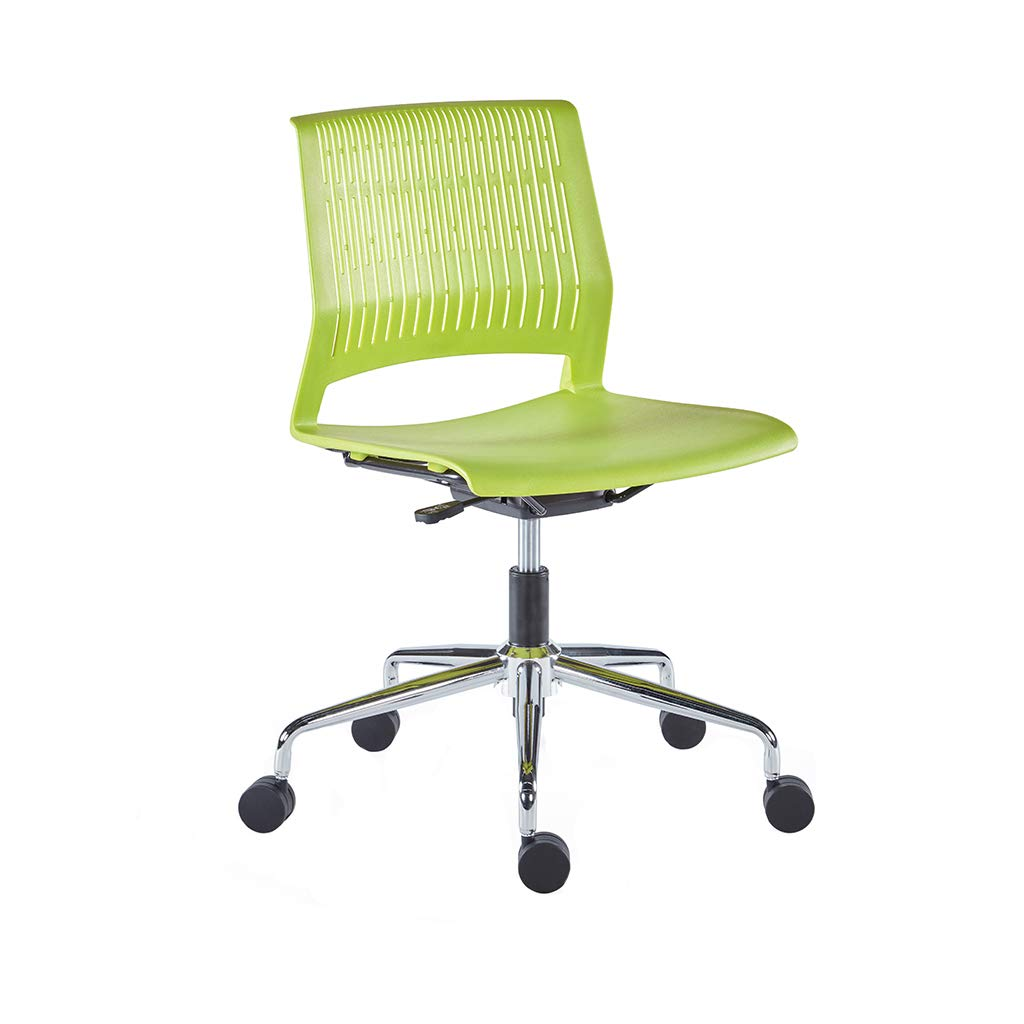 Sunon Magna Reception Chair Adjustable Height Without Armrest