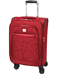 Ricardo Beverly Hills Imperial 20-Inch 4 Wheel Expandable Wheelaboard, Red, One Size