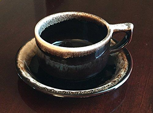 Vintage Pfaltzgraff Brown Drip - 9