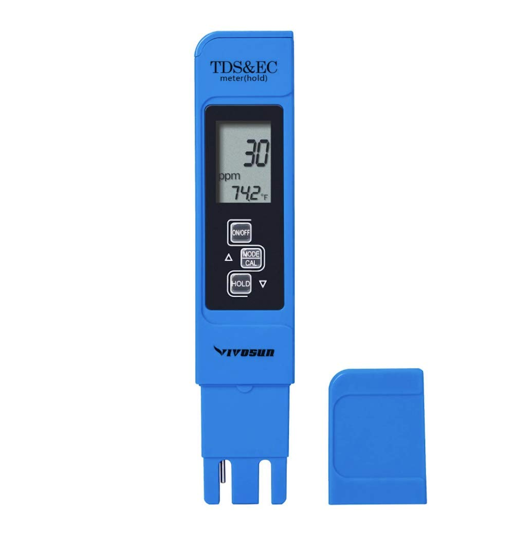Auto Calibration TDS Water Tester by Earabella TDS Meter Digital Water Tester