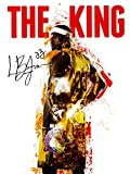 """777 Tri-Seven Entertainment Lebron James The King 18x24 Cavaliers 23 Color Poster African American History, 18"""" x 24"""""""