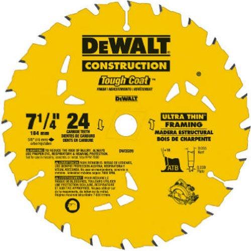 7-1/4 24T Bulk 10-Pack Precision Framing Saw Blade