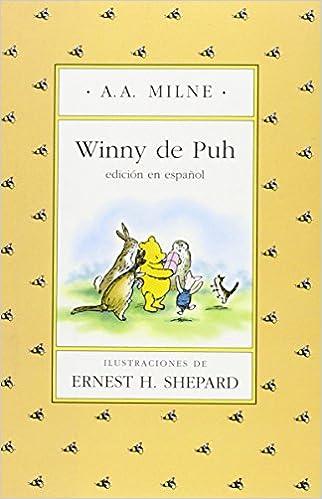 Book Winny de Puh (Pooh)