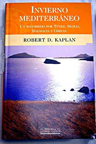 Descargar Libro Invierno Mediterraneo Robert D. Kaplan
