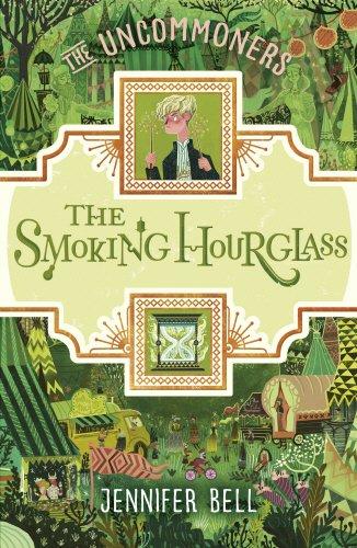 The Smoking Hourglass (THE - Jennifer Glasses