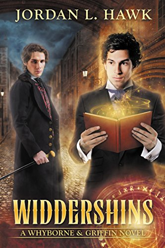 Widdershins (Whyborne & Griffin Book 1) by [Hawk, Jordan L.]