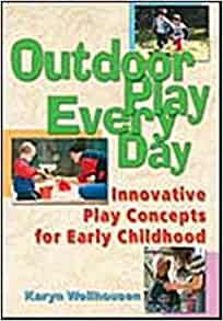 Amazon outdoor play everyday innovative play concepts for amazon outdoor play everyday innovative play concepts for early childhood 9780766840614 karyn wellhousen books fandeluxe Images