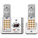 Vtech-at&T EL52215 2 Handset Answering System with Caller ID & Call Waiting & Quiet Mode