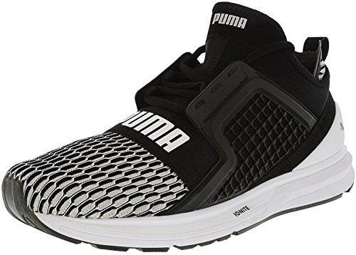 Puma Mens Ignite Limitless Hi-Tech Colorblock Shoes