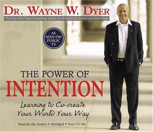 The Power of Intention [Audio CD]