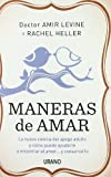img - for Maneras de amar (Spanish Edition) by Amir Levine (2011-09-01) book / textbook / text book