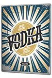 Tin Sign XXL metal plate plaque Party Retro Vodka Bar Pub Restaurant