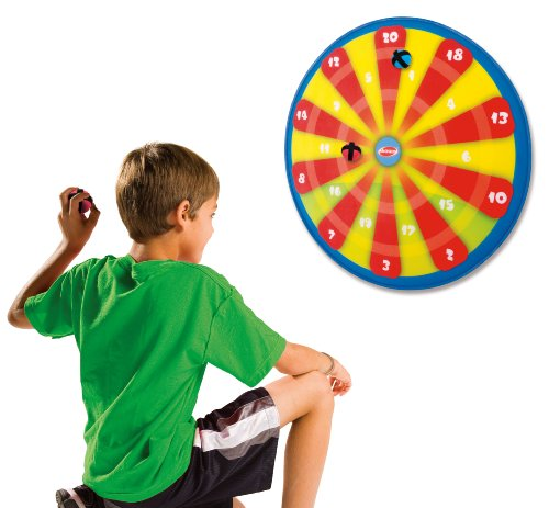 Amazon Com Diggin Popout Darts Toys Games