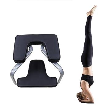 Yoga Taburete Headstand, Entrenador de inversión para el ...
