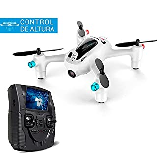 Mini Drone FPV Hubsan X4 Plus   Cámara HD   Emisora con Pantalla LCD 4.3