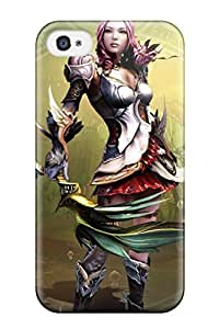 Dixie Delling Meier's Shop New Style 7910395K61351705 New Tpu Hard Case Premium Iphone 4/4s Skin Case Cover(aion) by icecream design